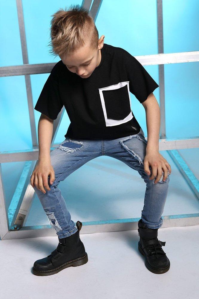 T-shirt BLACK&WHITE